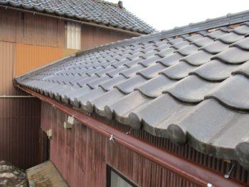 あわら市 M様邸 屋根部分葺き替え修理事例