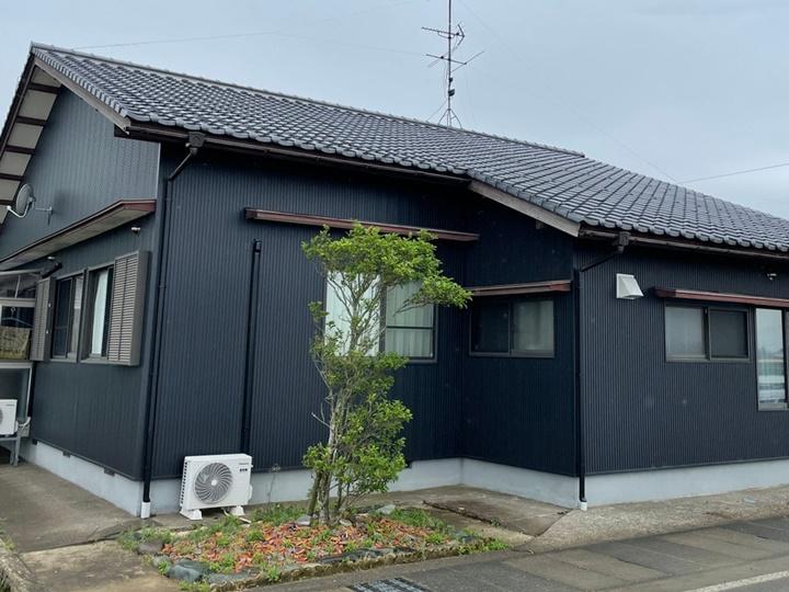 坂井市 M様邸 屋根部分葺き替え事例